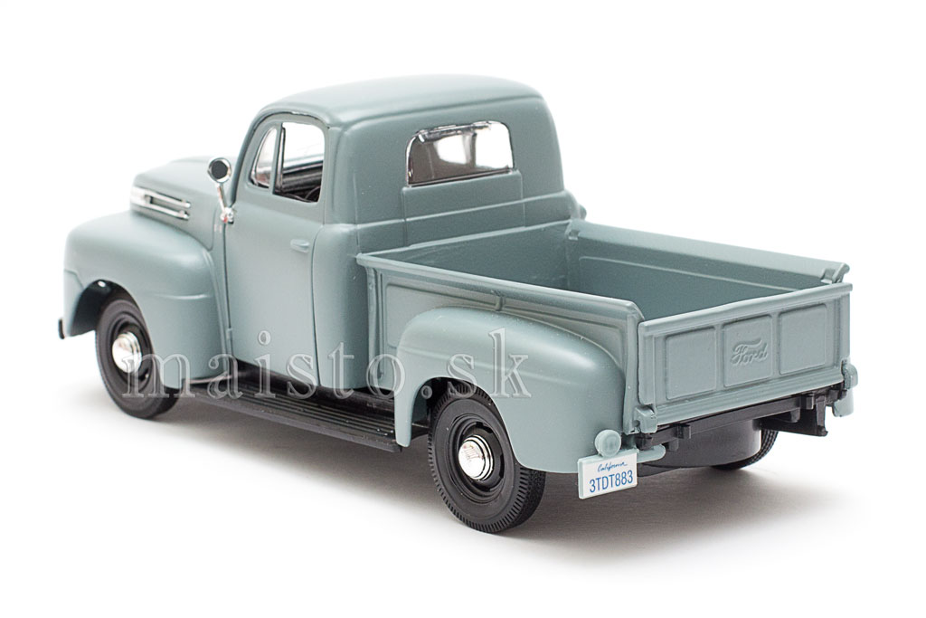 Ford F-1 Pickup greyblue
