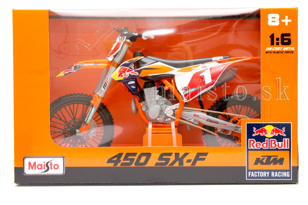 KTM 450 SX- F Factory No.1 Ryan Dungey