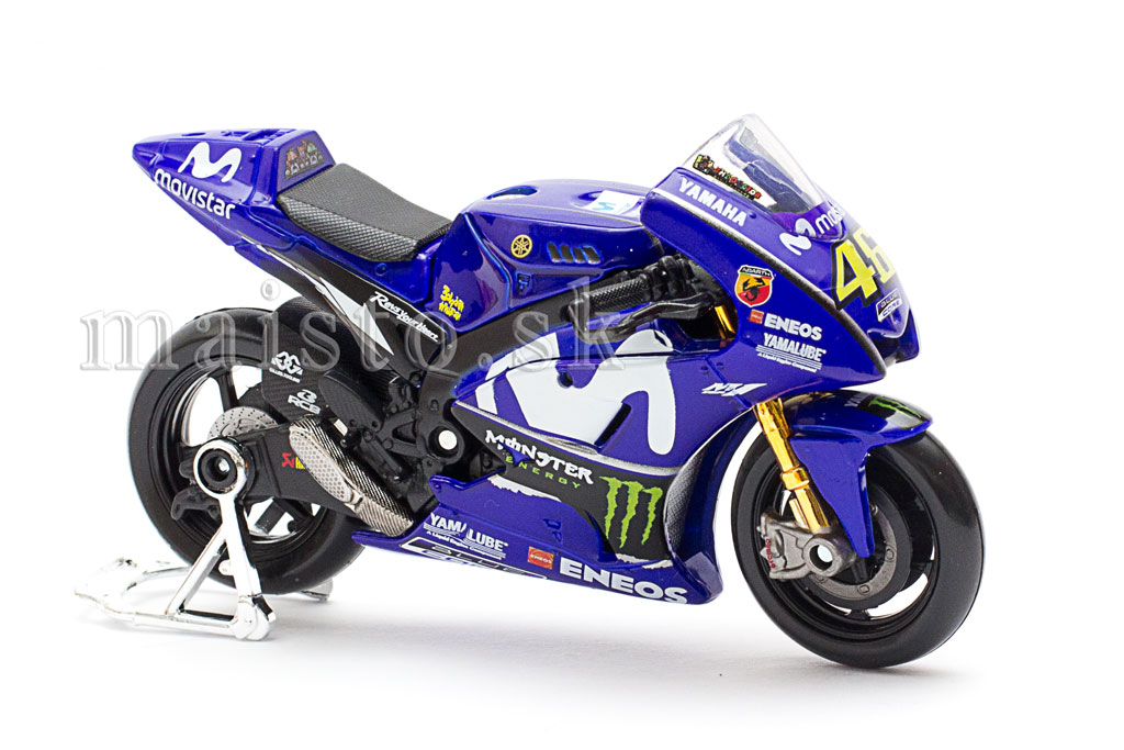 Yamaha Factory Racing Team No.46 Valentino Rossi