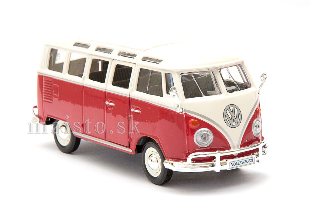 Volkswagen Van Samba  white/red